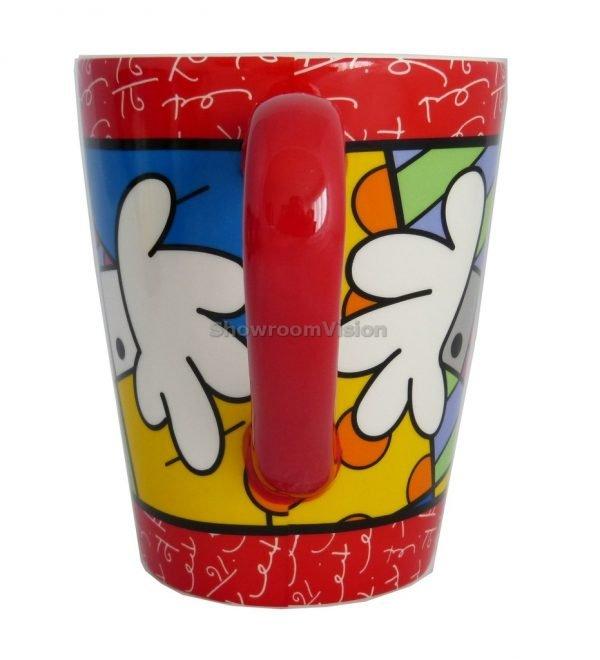 """4 Mugs céramique """"Petits garçons"""""""
