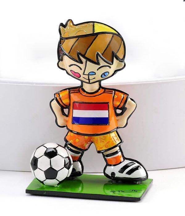 Coupe du Monde de Football 2014 au Brésil : La Hollande