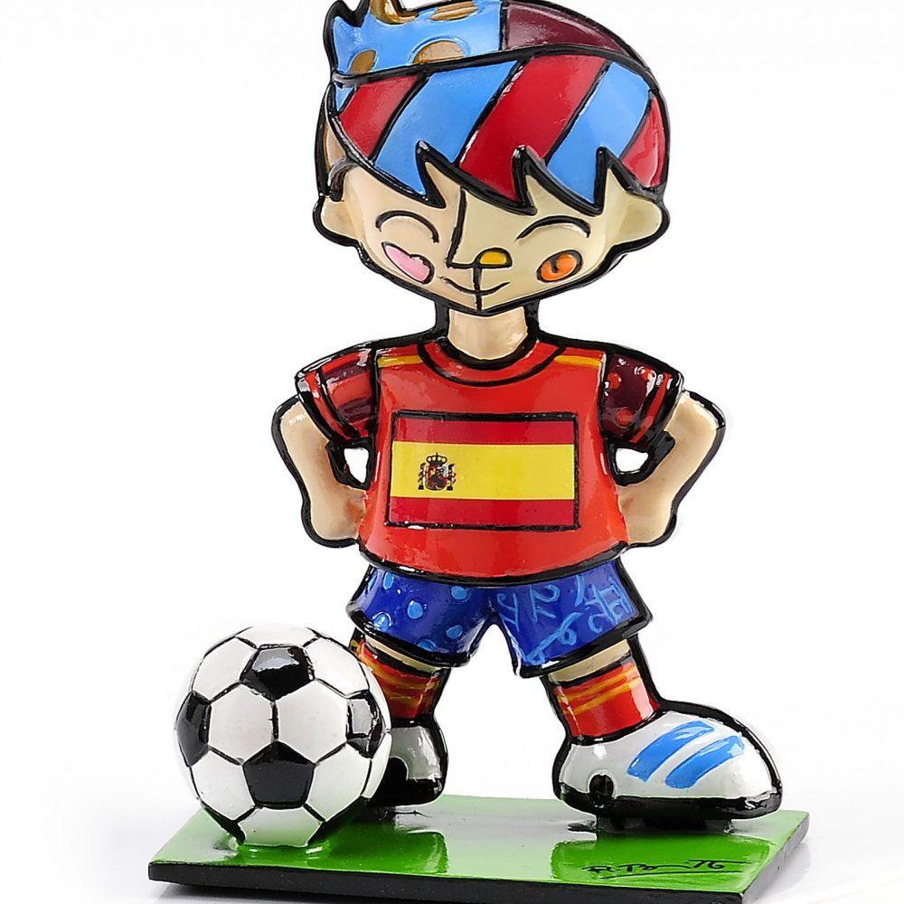Coupe du Monde de Football 2014 au Brésil : L'Espagne