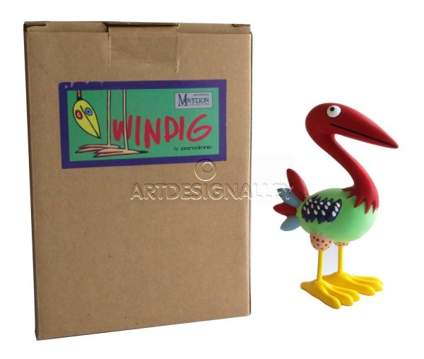 Oiseau de René Windig Win03