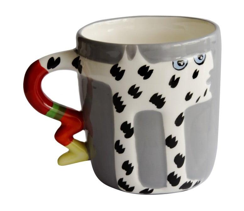 "Mug ""Chat Noir et Blanc "" de Slabbinck"