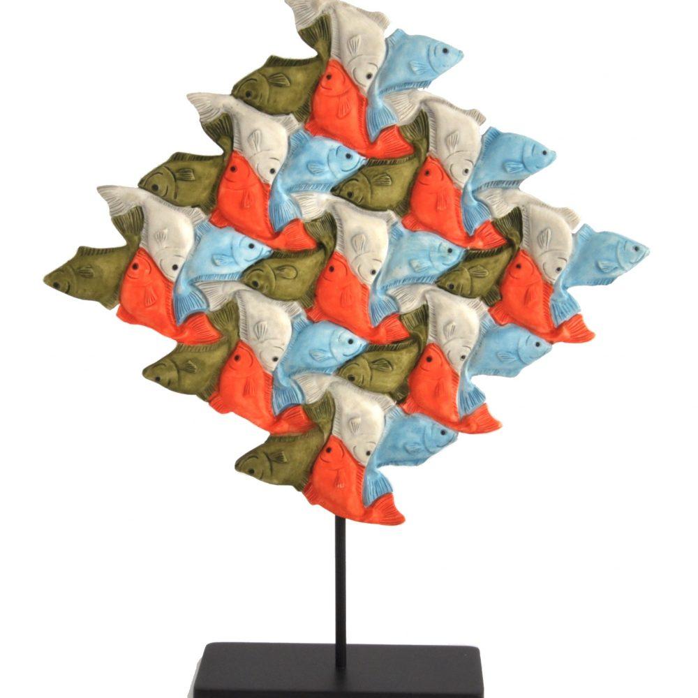 Poissons de Escher