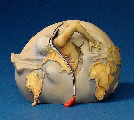 Dali : La naissance de l'homme nouveau