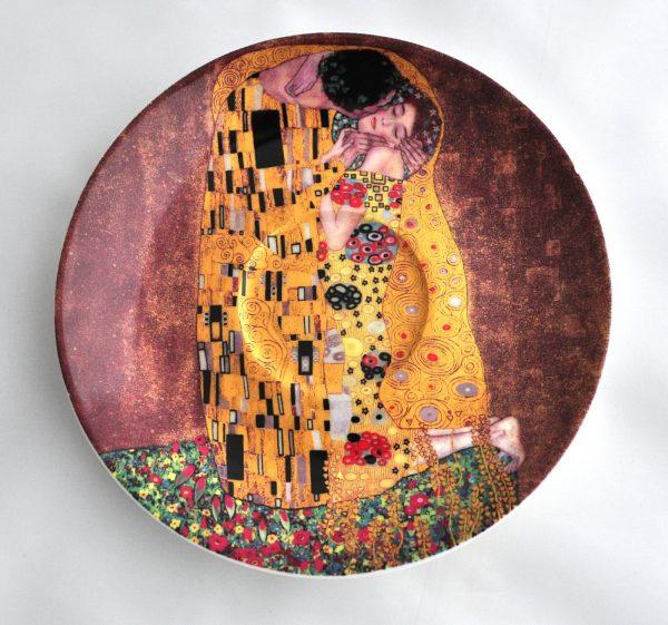 """Tasse """"Le Baiser"""" de Klimt"""