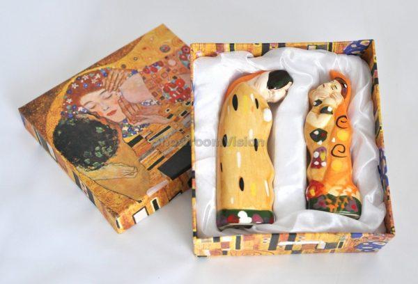 Ensemble Sel et Poivre Klimt