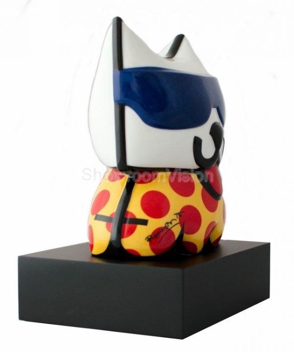 """""""LA Cat"""" Chat de Romero Britto"""