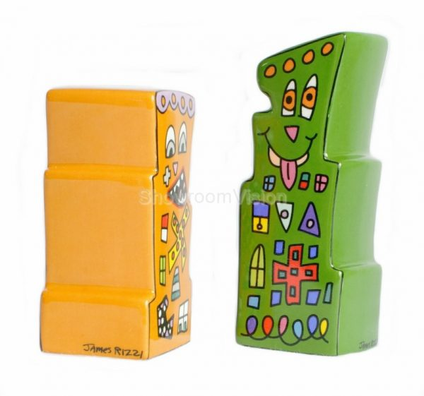 "Set Sel Poivre ""Spice Up Your Life"" James Rizzi"