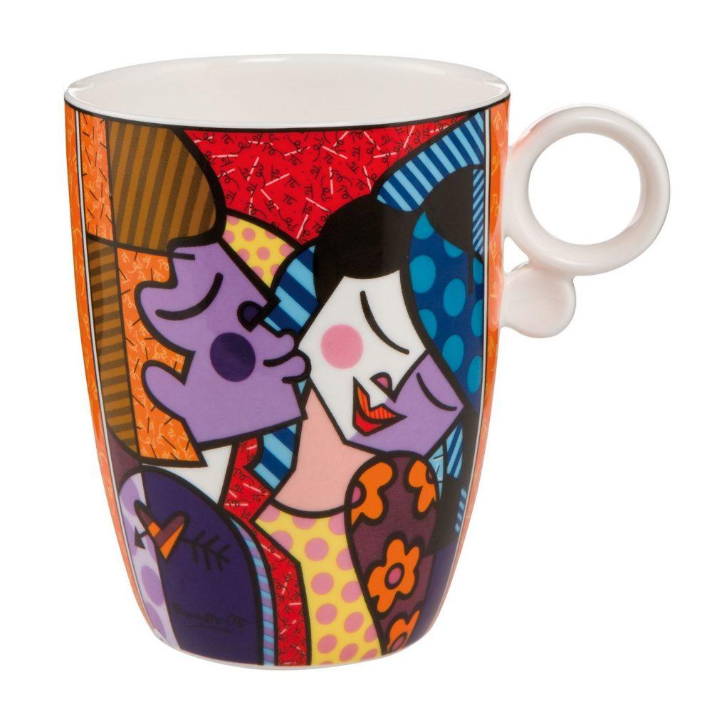 Mug Kissing - Le baiser