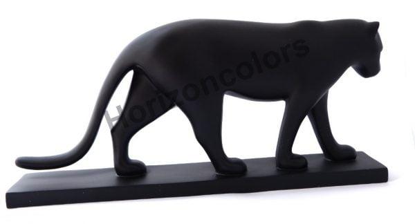 Panthère Noire de Pompon