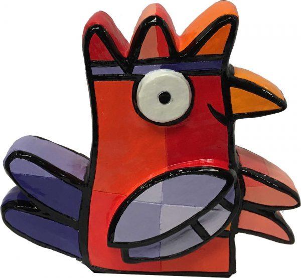 Etrange Oiseau - Jacqueline Schafer